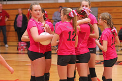 IMG_7172 (SJH Foto) Tags: girls club team candid teenagers teens volleyball huddle tweens u14s