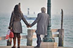 Love In Venice (Janesdead) Tags: carnival venice italy love january romance amour holdinghands murano carnevale venezia amore loveis dagale