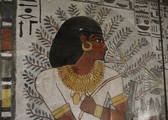 Tomb of Sennefer, Mayor of Thebes, 18th dynasty (25) (Prof. Mortel) Tags: egypt luxor thebes sennefer