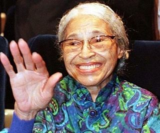 #ThisDayInBlackHistory Civil rights icon Rosa Parks was born in Tuskegee, Ala., on this day in 1913. On Dec. 1, 1955, Parks refused to give up her seat to a white passenger on a Montgomery, Ala., bus and was arrested. Her courageous stand against racial i