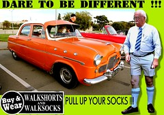 pull up yours socks 13 (The General Was Here !!!) Tags: walkshorts walksocks walkers walker 1980s 1970s 11 1980198119821983198419851986198719881989 oldschool overthecalfsocks auckland auto abovethekneeshorts kiwi kneesocks kiwiana retro pullupyoursocks longwalksocks longsocks longhose l australia wellington clothing canon car classic menswear bermudashorts bermudasocks vintage vehicles vintagecar vehicle nz newzealand nelson rotorua dresscode dunedin wearingsocks golfsocks gents man tie older alt walksocksphotos201520162017 1950s1960s1970s1980s 1960s shortshorts mensshortshorts
