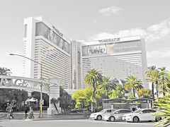 The Mirage, Las Vegas (Andrew Milligan Sumo) Tags: lasvegas themirage