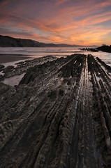 _DSC2079Zumaia (joserrialarcn) Tags: seascape landscape atardecer nikon country jose playa paisaje s nd ricardo garcia vasco pais alarcon vasque 1224f4 d300s