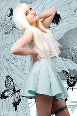 Jillian (austinspace) Tags: portrait music woman washington dance model spokane comic vibrant style pop korean manhwa kpop alienbees