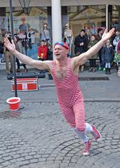 Dick Dangerously... (Harleynik Rides Again.) Tags: bath entertainer busker streettheatre nikondf harleynikridesagain dickdangerously