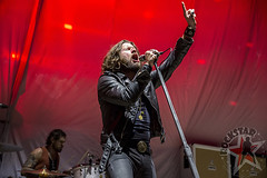 Rival Sons - The Palace of Auburn Hills - Auburn Hills, MI - Feb 20th 2016