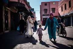 Marrakech-5 (Andrea Gallo 101) Tags: africa street travel people sony streetphotography morocco marocco souk medina rosso marrakhech ilce6000