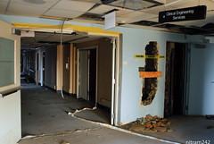 Rush Medical Center (nitram242) Tags: chicago abandoned hospital rush chicagoist rumc