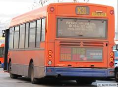 LX51FHD (Dumpie Transport) Tags: dennis dart slf