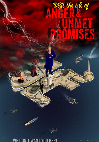 Visit the Isle of Anger and Unmet Promises