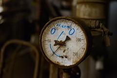 """Mano""meter (G_Albrecht) Tags: technik instrument kraftwerk industrie manometer bauelement"