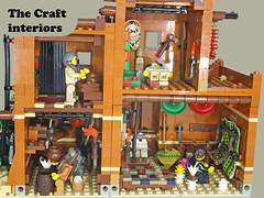 Lego Pueblo D3 (giorgio.chronas) Tags: arizona verde america mexico lego native pueblo western taos ideas acoma mesa zuni