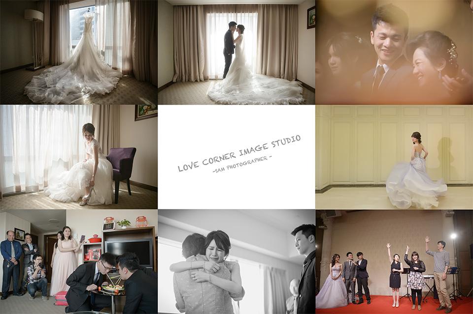 台南情定婚宴城堡永康館 婚禮攝影封面