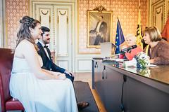 DSC08853 (sart68) Tags: wedding groom bride melanie marriage pip huwelijk aalst gianpiero