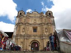 """San Cristóbal de las Casas: l'église Santo Domingo <a style=""""margin-left:10px; font-size:0.8em;"""" href=""""http://www.flickr.com/photos/127723101@N04/25711990075/"""" target=""""_blank"""">@flickr</a>"""