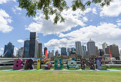Brisbane Sign, Australia (Lenny K Photography) Tags: travel vegas 6 color tourism home k sign photoshop landscape photography town photo nice fantastic scenery cityscape colours angle image 5 hometown sony 14 4 wide creative remix free australia commons 11 lenny brisbane cc adobe commercial elements use qld land 12 scape non 13 toolkit edit actions lightroom bris brissy noncommercial distribute mirrorless a6000 lennykphotography