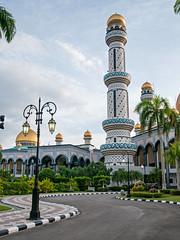Jame'Asr Hassanil Bolkiah Mosque - Brunei