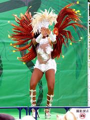 #7677 shake those tail feathers (Nemo's great uncle) Tags: dancer  odaiba  aomi kotoku braziliancarnival  tky