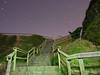 Escaleras al universo (nOé_VR) Tags: españa night photo spain coruña europa europe flickr foto place picture olympus galicia estrellas campelo escaleras ferrol meirás narón olympusomd olympusomdem5markii