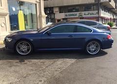 BMW - B6 Alpina - 2008  (saudi-top-cars) Tags: