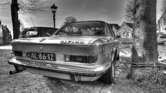 BMW 3.0 CS Automatic (doevos) Tags: bw netherlands nederland bmw hdr noordholland monnickendam afvobjectief photomatixprov51