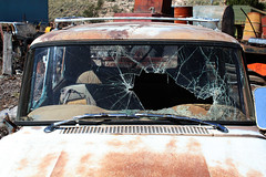 Jerome Junk Yard (xgreeneyed_monsterx) Tags: old cars broken car hippies brokenglass dirty jerome junkyard oldpeople smelly select oldmen brokendowncar oldcards