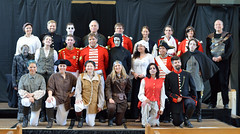 Monstrous Regiment cast