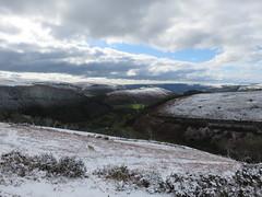 UK - Wales - Denbighshire - Near Llantysilio - Horsehoe Pass (JulesFoto) Tags: uk snow wales snowylandscape horseshoepass denbighshire llantysilio