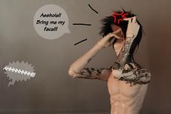 Your face is weird 3 (kmd666) Tags: jack gideon bjd nikko edelweiss sumner nabarrodoll edelweisssculpt