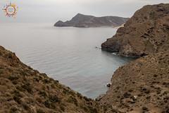 IMG_8637 (Enrique Gandia) Tags: sea espaa beach nature landscape mar spain hippie almeria cabodegata sanpedro lasnegras calasanpedro travelblogger calahippie