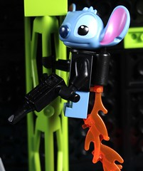 Alien Mechanic (masterdata449) Tags: mantis gates andromedas eurobricks