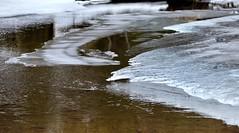 The movement of Spring (mariya_ka) Tags: snow ice nature water norway river spring travels northern tamron d600 nikond600