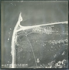 capepoint   _02JUL1962 (CapeHatterasNPS) Tags: capehatteras aerialphotograph hydrology capehatterasnationalseashore