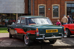 Rover P6 (<p&p>) Tags: show park uk green heritage classic car 1974 classiccar rover hospice april childrens chas association p6 lanarkshire summerlee 2015 classiccarshow coatbridge roverp6 northlanarkshire summerleeheritagepark worldcars 2200tc rover2200tc roverp62200tc childrenshospiceassociationscotland april2015 asp138m