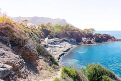 Port des Canonge 00163 (Sebas Adrover) Tags: espaa costa primavera coast spring spain mediterranean sunny unesco es mallorca mediterrneo baleares balearic balears tramuntana illesbalears soleado serradetramuntana portdescanonge saserra