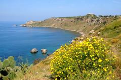 Capo Milazzo (ondaeoliana) Tags: sea mediterranean mediterraneo mare sicily sicilia milazzo capomilazzo