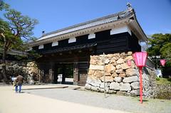 Kochi Castle: Ote-mon