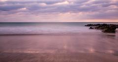none (keith midson) Tags: ocean longexposure morning sky beach water sunrise dawn coast rocks shoreline coastal tasmania coastline boatharbour thenumberofimagesselectedforwildtasmaniashortlist