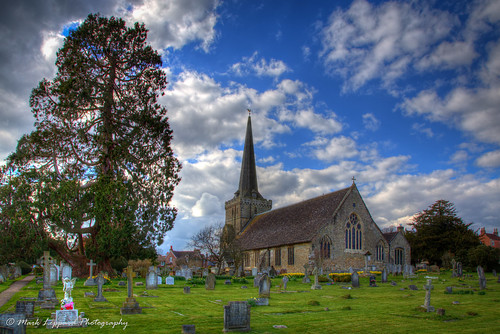 Cuckfield Church HDR project