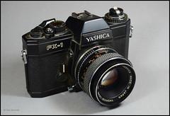 Yashica FX-1 (01) (Hans Kerensky) Tags: lens display electro 50 ml yashica 117 fx1