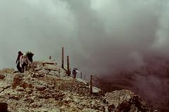 Clouds (Sofia Podest) Tags: travel summer people italy mountain alps cortina clouds landscape sofia august roccia alp alpi montagna paesaggio dolomites dolomiti 2015 podest zobeide sofiapodest
