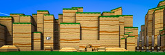 Right (brian.mwit) Tags: games videogames 8bit gamephotography gw2 guildwars2 minecraft superadventurebox gw2sab