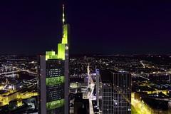 Stadtlichter FFM (ploh1) Tags: hessen frankfurt himmel aussicht weite ausblick lichter nachtaufnahme metropole ffm mainhattan hochhuser brohuser bankenstadt grosstadt
