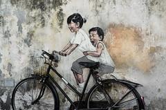 Happy Kids, Armenian Street in Penang