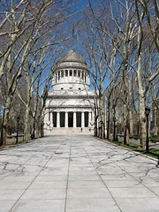 New York. President Grants Tomb. (denisbin) Tags: newyork memorial photobooth dome cenotaph presidentgrant