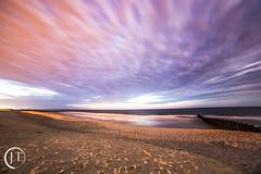 IMG_0269-HDR (jesse_tomasello) Tags: longexposure panorama beach clouds sunrise canon landscape eos cloudy pano nj lbi longbeachisland atlanticcity ac hdr 5dmk2 canoneos5dmk2 jtomasellophotography rokinon14mmultrawide