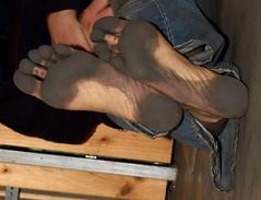 dirty party feet 550 (dirtyfeet6811) Tags: feet barefoot soles dirtyfeet partyfeet dirtysoles blacksoles
