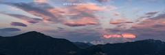#006 Nuvole lenticolari - Luganese (Enrico Boggia | Photography) Tags: ticino tramonto nubi luganese lenticolari nubilenticolari enricoboggia
