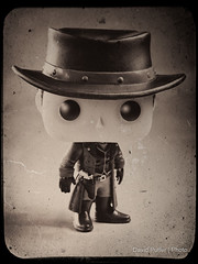 Sheriff Chris Mannix (Puffer Photography) Tags: stilllife toys pop actionfigures movies minifigs funko 2016 funkofantasy h8fuleight