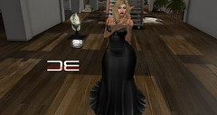 Detached - Dear Darkness - Lady of the Manor (Ai Venus Clarrington) Tags: fashion blog mesh vampire avatar ghost linden style sl elf fantasy secondlife virtual worlds labs manor fitted